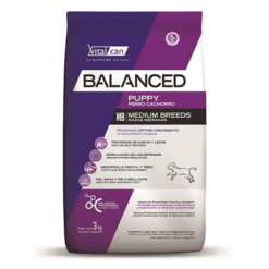 VitalCan Cachorro Balanced MB